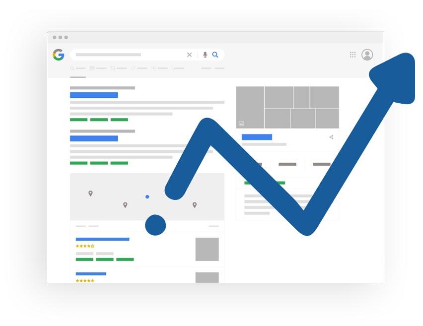 Suchmaschinenmarketing Google